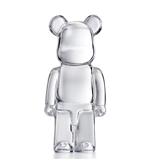 Be@rbrick Other - NEW in box: Be@rbrick Baccarat Crystal Ultra Rare